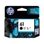 【送料無料】HP 61 インクカートリッジ 黒 CH561WA