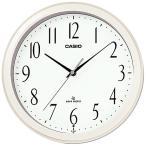 【送料無料】カシオ計算機  電波壁掛け時計 プラ枠  IQ-1060J-7JF