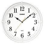 【送料無料】カシオ計算機  壁掛け時計 スムーズ秒針  IQ-88-7JF