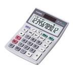 【送料無料】カシオ計算機  ミニジャスト型電卓 12桁  MW-12GT-N