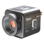 【送料無料】ワテック カラーカメラ(超高感度、高解像度) WAT-221S(NTSC)