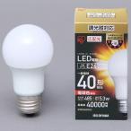 アイリスオーヤマ LED電球 E26 調光 40W相当 広配光 電球色 LDA5L-G/D-4V2