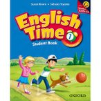 Oxford University Press English Time Second Edition 1 Student Book and Audio CD