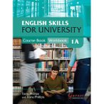 Garnet Education English Skills for University 1A Course Book/Workbook (with CDs)