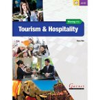 Garnet Education Moving into Tourism and Hospitality Course Book with audio DVD