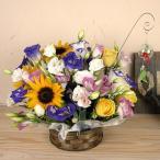 風鈴の音色とお花の美しさで癒される期間限定フラワー