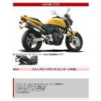 ヤマモトレーシング YAMAMOTO RACING スペックA スリップオン2本出しマフラー HONDA HORNET250 ホーネット