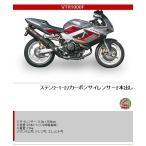 ヤマモトレーシング YAMAMOTO RACING スペックA フルエキゾースト2本出しマフラー HONDA VTR1000F FIRESTORM ファイアストーム