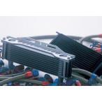 Z1100GP 81-85 GPZ1100F 81-85 ラジエーター本体 EARLS アールズ ストレイト・オイルクーラ・フルシステム サーモスタッド取付