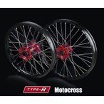 ショッピングホイール TGR TECHNIX GEAR TGRテクニクスギア TYPE-R Motocross(モトクロス)用ホイール HONDA CR250R 00-07