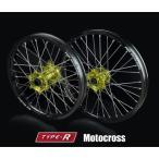 ショッピングホイール TGR TECHNIX GEAR TGRテクニクスギア TYPE-R Motocross(モトクロス)用ホイール SUZUKI RMX450Z 10-17