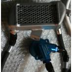 H2O Performance H2O パフォーマンス オイルクーラーキット オイルクーラー本体 HONDA NSF250R