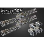 ガレージT&F  コンバットフットペグセット フットペグ・ステップ・フロアボード HONDA スティード400