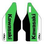 FACTORY EFFEX ファクトリーFX KAWASAKI インナーフォークガードデカール KAWASAKI KX85