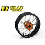 HAAN WHEELS ハーンホイール リアモタードコンプリートホイール R5.00/17インチ GASGAS all MX and enduro models (02-14)