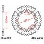 JT SPROCKETS JTスプロケット Rear Sprocketヨーロッパ直輸入品 HONDA XL250S (250) 78-81