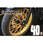 ai-net アイネット エービス スポークラップ 215mm KTM 250EXC-F フリーライド250R