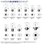 【在庫あり】M&H マツシマ 白熱電球 ヘッド球 RP30 P15D25-3 HONDA XLR250 R(85-86 MD16)