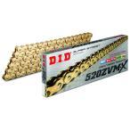 DID ダイドー ZVM-Xシリーズチェーン 520ZVM-X ゴールド カシメ ZJ ジョイント付属 リンク数 110 1199 スーパーレッジェー