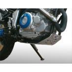 XG250 TRICKER トリッカー : SEROW250 セロー ガード・スライダー 力造 スキッドプレート