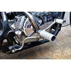 STEED400 スティード : STEED600 スティード フットペグ・ステップ・フロアボード 部品屋K&W ボルトオンミッドコントロールキット