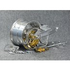 GM-MOTO ジーエムモト モンキー用ワイドスイングアームコンプリートキット スタビライザー無し+20cm HONDA MONKEY モンキー