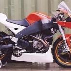 KDCサービス レースアンダーカウル アンダーカウル BUELL FIREBOLT XB12R ファイアーボルト
