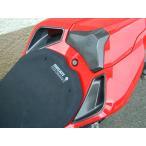 MOTO CORSE モトコルセ カーボン シートパッドカバー グロスフィニッシュ その他外装関連パーツ DUCATI 848