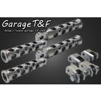 フットペグ・ステップ・フロアボード ガレージT&F コンバットフットペグ フロント&リアセット