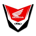 FACTORY EFFEX ファクトリーFX HONDA フロントフェンダーデカール ステッカー・デカール HONDA CRF250L