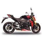 SPARK EXHAUST スパーク マフラー MotoGP Slip-On スリップオンマフラー SUZUKI GSX S 1000 (15-16)