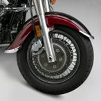 National Cycle ナショナルサイクル Cast Front Fender Tips 2-Piece Set YAMAHA XV1600A Road Star 03