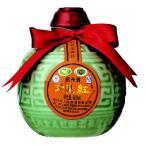 紹興酒 女児紅 (にょじこう) 陶器:500ml (74-3)