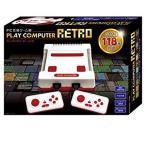 プレイコンピューターレトロ 内蔵 ゲーム118種 ファミコン互換機