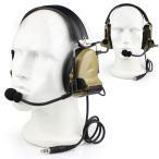 STHD007TAN COMTACIIタイプ ヘッドセット TAN