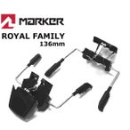 MARKER マーカー ROYAL FAMILY 136mm ワイドブ...