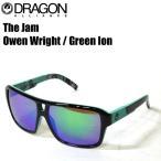 DRAGON ドラゴン サングラス メンズ The Jam Owen Wright / Green Ion オーウェンライト ジャム サングラス 日本正規品