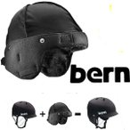 bern バーン 子供用ヘルメットインナー KIDS INNER SET 夏用を冬仕様に! スノーボード ヘルメットインナー