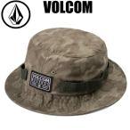 ボルコム ハット BRODIE BUCKET Hat  CDG  カモ D5521502  HAT volcom キャップ バケットハット