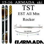 アルマダスキー ARMADA  TST ティーエスティー 15-16 スキー単品  2016 フリースタイルスキー 板