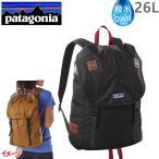 ●ポイント5倍●パタゴニア リュック 防水 PATAGONIA  /ARBOR Pack 26L  ブラック BLACK  アーバーパック 日本正規品