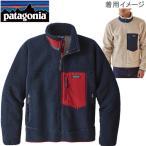 ショッピングレトロ パタゴニア レトロx メンズ・クラシック・レトロX・ジャケット / RETRO-X JK Navy Blue w/Classic Red (NVCR)23056 日本正規品 PATAGONIA【C1】