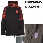 17-18モデル ARMADA アルマダ スキーウェア CARSON-jk ジャケット /BLACK  2018【スキーウェア・スキー用品】【送料無料】【C1】