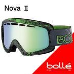 bolle(ボレー) 2018  NOVAII(ノヴァツー) Matte Green Zenith モジュレーター2.0グリーンエメラルド (A04198) 17-18 スノーゴーグル