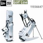 ショッピングキャディバッグ ニューエラ キャディバッグ Caddie Bag STAND スタンド式 X-PAC ベーシックポーチ付き 11556647  NEWERA ゴルフ