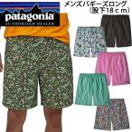 �ѥ����˥� ����Х���������ʸԲ�18cm��PATAGONIA 58034 baggies shorts -7in �ѥ����˥� �ϡ��եѥ�ġ��Х��������硼��
