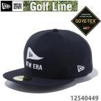 ニューエラ ゴルフ 59FIFTY ゴアテックス PACLITE ピンフラッグ PIN FLAG  12540449  NEWERA GOLF 帽子 日本正規品【C1】