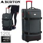 ショッピングBURTON BURTON バートン キャリーバッグ 17SS EXODUS ROLLER 120L Blotto キャスター付 大型バッグ ローラーバッグ 11603102870