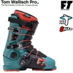 FT フルチルト スキーブーツ 2019 TOM WALLISCH PRO トム・ウォリッシュ プロ 18-19 Full Tilt Boots スキーブーツ エフティー ftブーツ