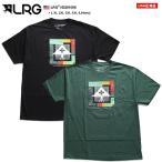 エルアールジー LRG Tシャツ 半袖 ペイズリー バンダナ柄 大きいサイズ おしゃれ ゆったり オーバーサイズ ビッグシルエット